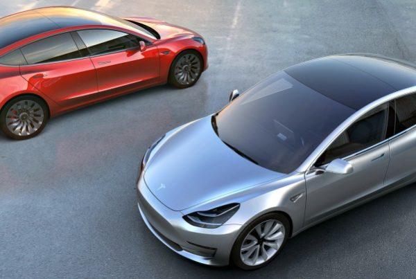 Model 3 Tesla