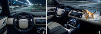 Land Rover Jaguar 3D