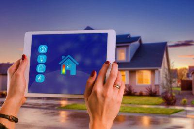 casa smart domotica